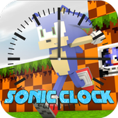 Clock Craft Sonic icon