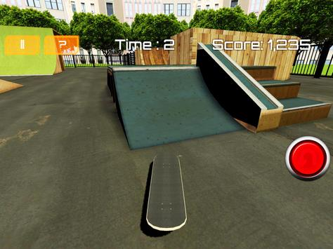 5 Schermata Skateboard