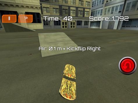 7 Schermata Skateboard