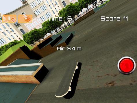 1 Schermata Skateboard
