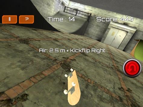 3 Schermata Skateboard