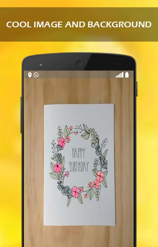 Diy Birthday Cards Design Ideas Apk Download Free Art Design App