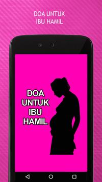 Doa Untuk Ibu Hamil poster