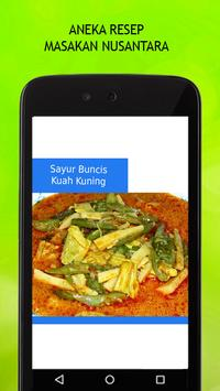 Resep Masakan Nusantara screenshot 1