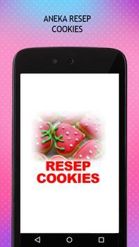 Resep Cookies poster