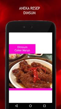 Resep Dimsum screenshot 10