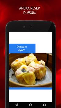 Resep Dimsum screenshot 1