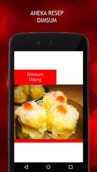 Resep Dimsum screenshot 2