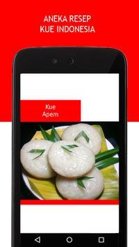 Resep Kue Indonesia apk screenshot