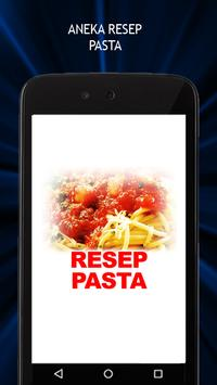 Resep Pasta poster