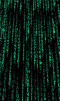 Matrix Free live wallpaper apk screenshot