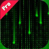 Digital Matrix Live Wallpaper Pro icon