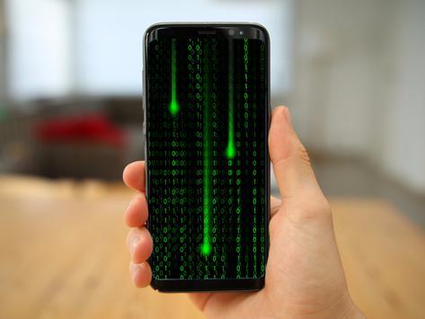 Digital Matrix Live Wallpaper Pro screenshot 5