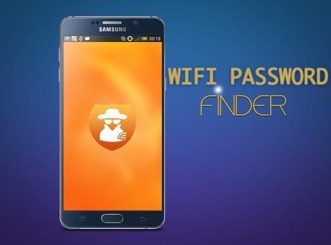 WIFI Password Finder - PRANK poster