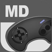 Matsu MD Emulator - Free icon