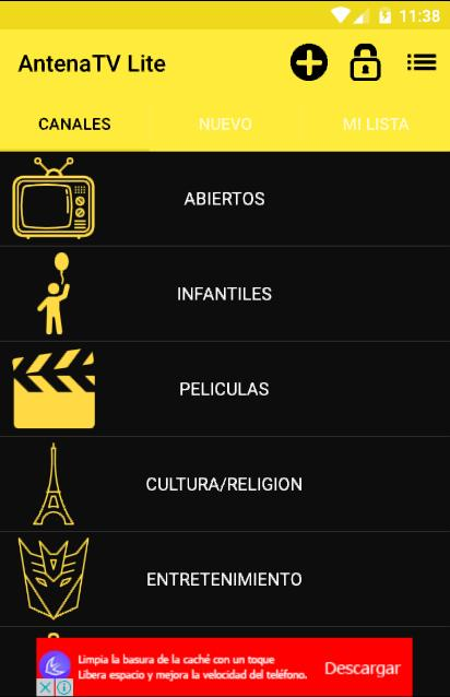 AntenaTV for Android - APK Download