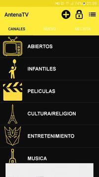 AntenaTV apk स्क्रीनशॉट