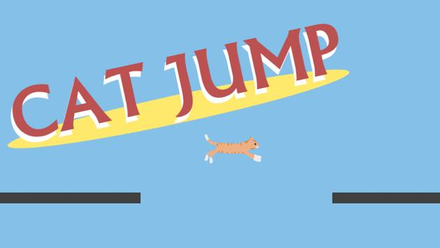 Cat Jump poster