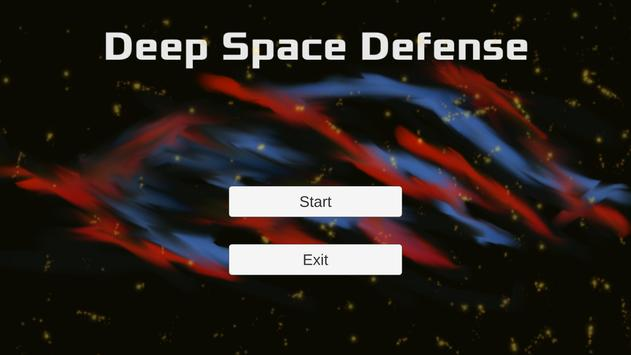 Deep Space Defense poster