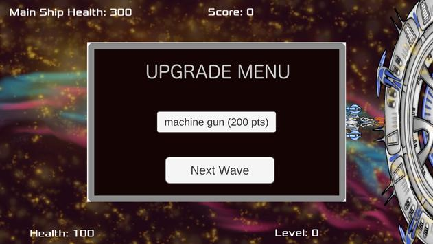 Deep Space Defense apk screenshot