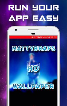 Mattyb Wallapaper For Mattybraps poster