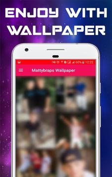 Mattyb Wallapaper For Mattybraps screenshot 1