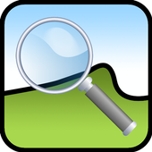 The Crag Search icon
