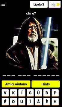 Jedi Wars Quiz poster