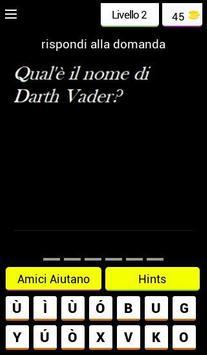 Jedi Wars Quiz screenshot 1