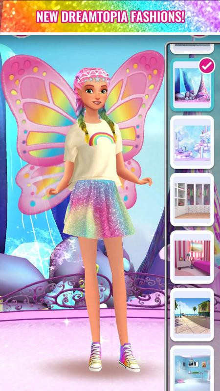 Permainan Fashion Barbie