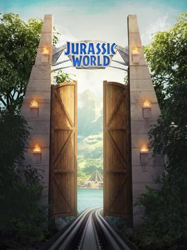 Jurassic World Facts poster