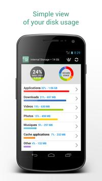 Defrag Android Booster Speed++ screenshot 3