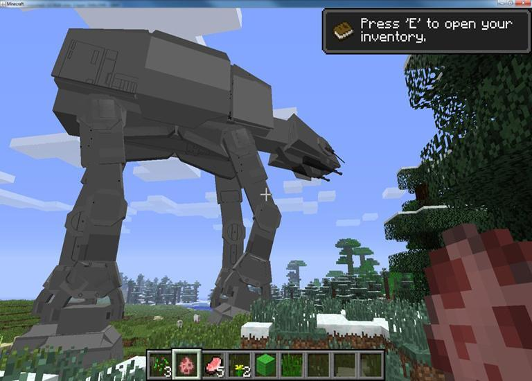 free minecraft star wars mod download