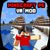 VR Mod For Minecraft PE icon