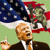 Trump AR Augmented Reality icon