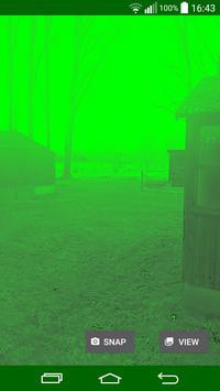 Night Camera Effect screenshot 2