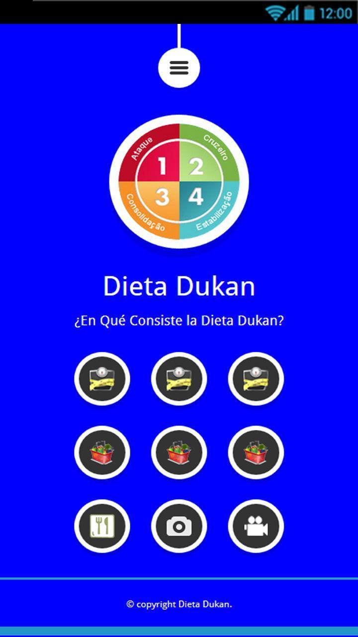 dieta+dukan+consolidación