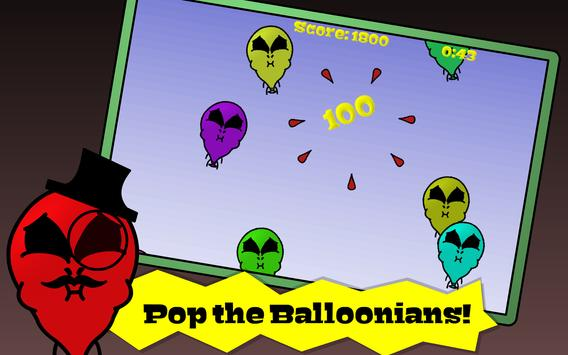 Balloons from Outer Space poster