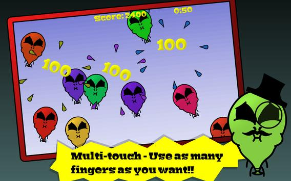 Balloons from Outer Space apk screenshot
