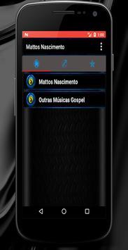 Mattos Nascimento Gospel Musica e Letras screenshot 1