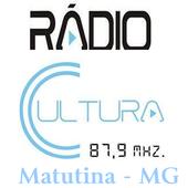 Rádio Cultura FM Matutina - MG icon