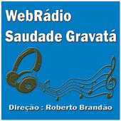 Webradio Saudade Gravatá icon