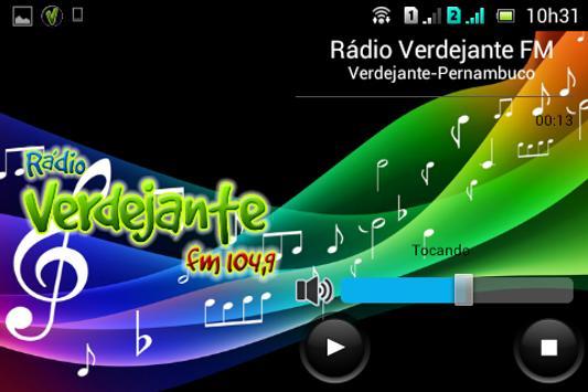 Radio Verdejante FM screenshot 3