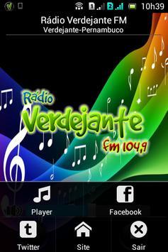 Radio Verdejante FM screenshot 1