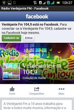 Radio Verdejante FM screenshot 2
