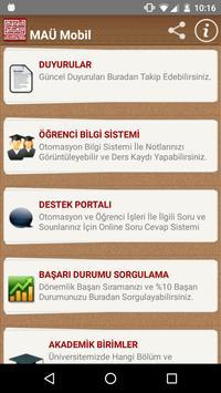 Mardin Artuklu Üniversitesi poster
