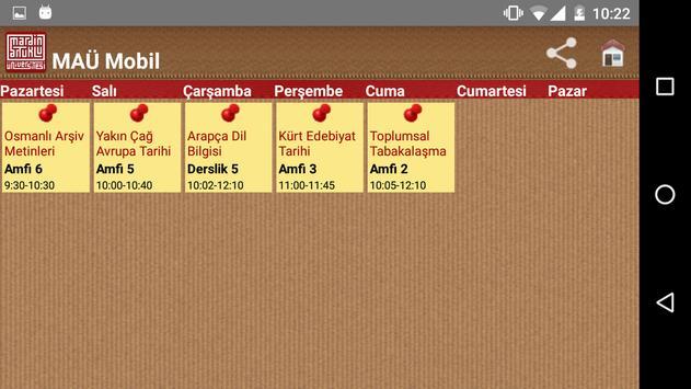 Mardin Artuklu Üniversitesi apk screenshot