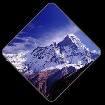 DIY Mountain Image poster