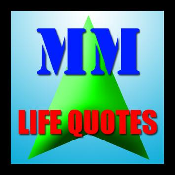 MM-LifeQuotes poster