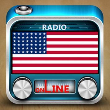 USA Classic Rock Florida Radio poster